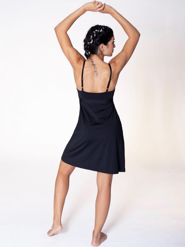 dushko dress oh lala black