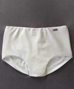 dushko shorts gigi high pearl white 1