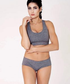 dushko shorts gigi low gray