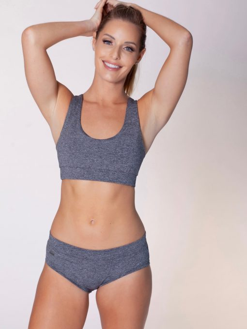 dushko shorts joy gray