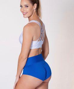 dushko shorts mya blue